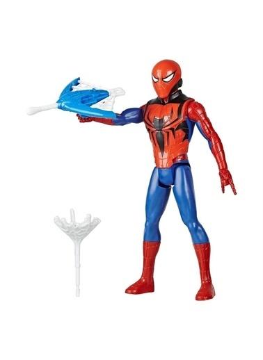 Hasbro Spider-Man Titan Hero Blast Gear Figür Renkli